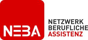 Logo NEBA - Netzwerk Berufliche Assistenz