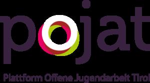 Logo POJAT - Plattform Offene Jugendarbeit Tirol