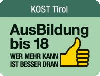 Kost-Tirol Leichte Sprache Logo